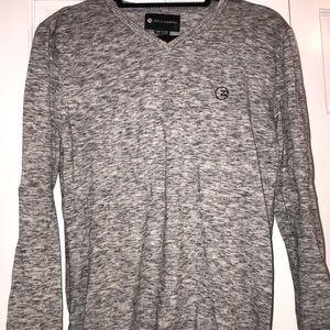 Billabong V-Neck Light Weight Sweater Size M
